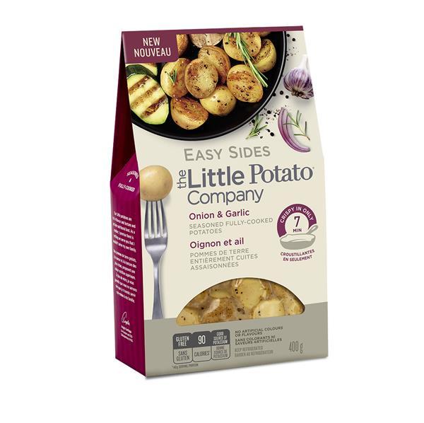 Little Potato-easy sides